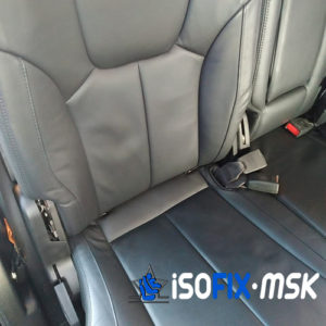 ISOFIX SSANG YONG REXTON зад право